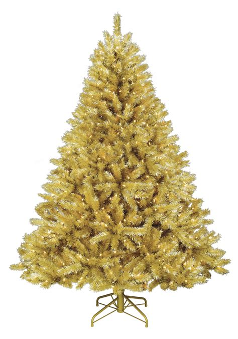 gold christmas trees myideasbedroom com