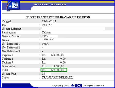 bca internet banking bisnis bayar speedy lewat internet banking bca trik bisnis
