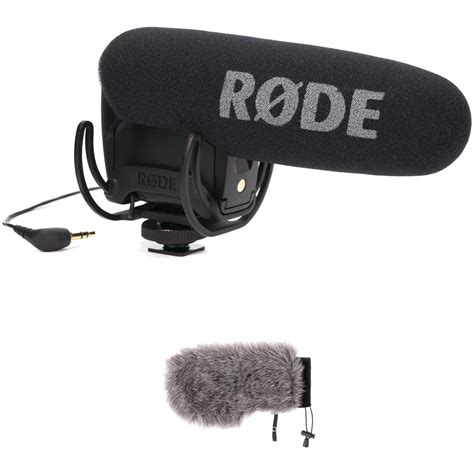 mic rode mic pro rycote rode videomic pro with rycote lyre shockmount windbuster