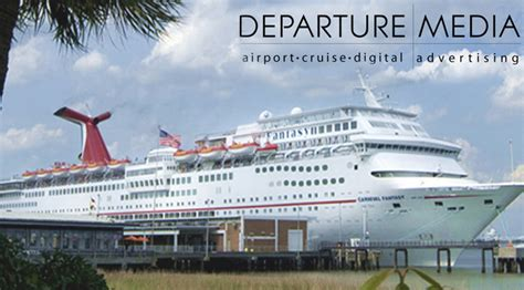 charleston cruise terminal crt departure media