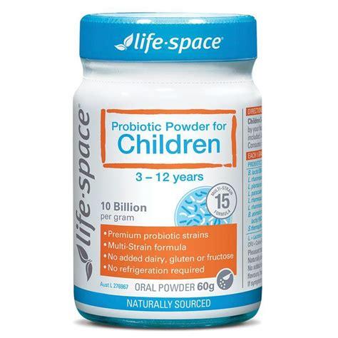 Seller Pro Kid S Children S Probiotics 60 Tiny Herbal Anak 1 buy space probiotic powder for children new formula 60g at chemist warehouse 174
