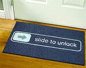 Fun Welcome Mat Funny Door Mats Barnorama