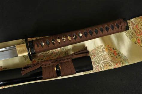 Authentic Handmade Japanese Katana - handmade japanese samurai sword katana 1095 high carbon