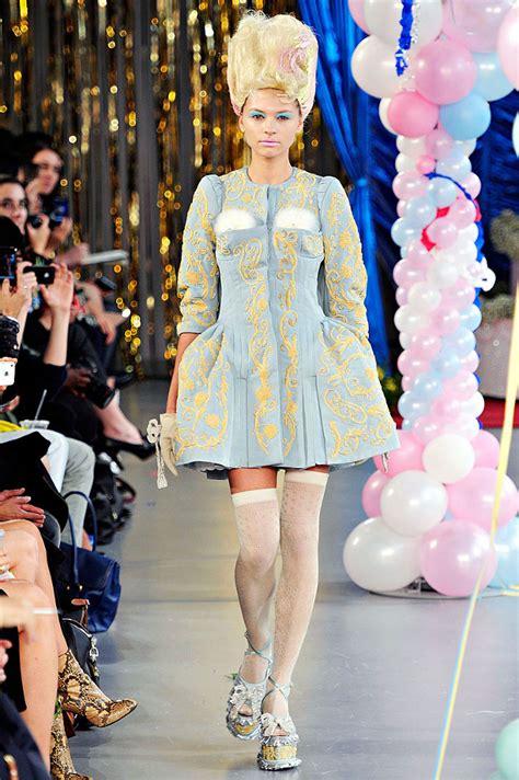 ottoman fashion meadham kirchoff ss 2012