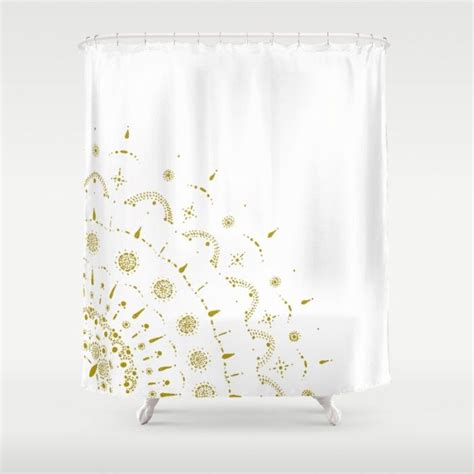 shower curtain gold 17 best ideas about gold shower curtain on pinterest