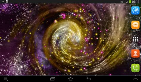 wallpaper live galaxy y galaxy live wallpaper free android live wallpaper download