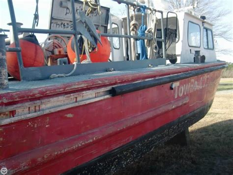 used aluminum boats for sale in delaware 1972 used custom aluminum 26 utility boat for sale