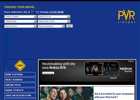 bookmyshow jalandhar pvr cinema online booking huge cock thumb