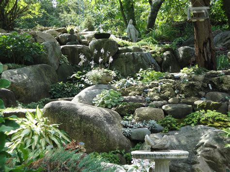 garden rock rock garden mountain design inspiration