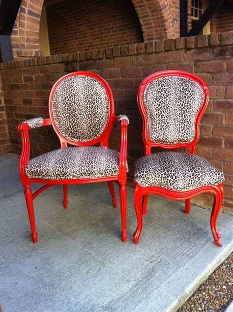 animal print dining room chairs bohemian french bergere animal print upholstered dining