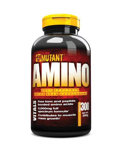 Amino Mutant Mutantamin Mutant Amino