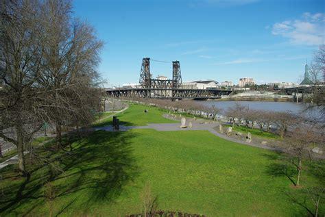 Park Portland Oregon by File Japanese Memorial In Waterfront Park Portland
