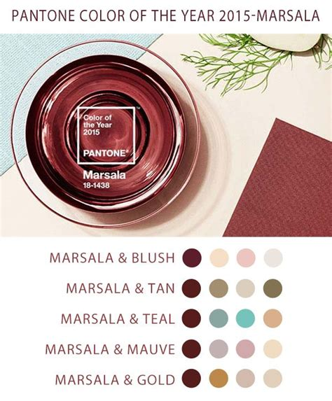 pantone color of the year 2015 marsala wedding color schemes pantone color pantone and weddings