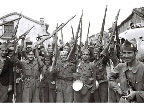 the spanish civil war this week in history 1936 the spanish civil war begins