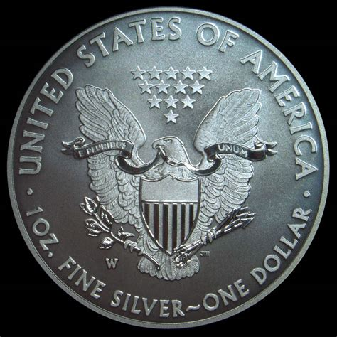 2013 w enhanced american eagle silver uncirculated coin images coin news