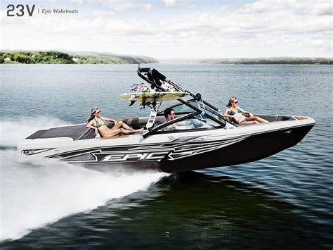 epic boats contact epic wake boats 23 v 2016 new boat for sale in nanton