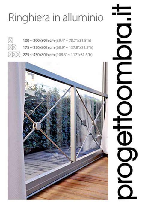 ringhiera per esterno ringhiera in alluminio per esterno