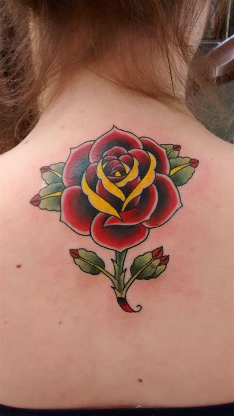 traditional english rose tattoo 25 best ideas about american traditional on