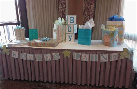 baby shower gift table ideas the 63 best images about baby shower gift table on