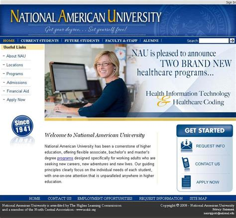 Southeastern Mba Program Requirements by National American Degrees Reviews