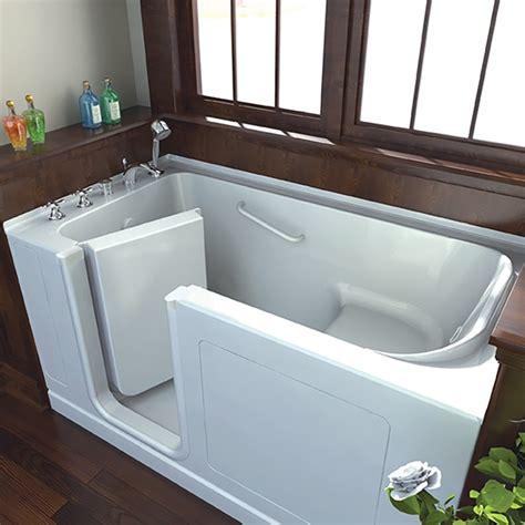 bathtubs walk in 32x60 inch walk in bath american standard