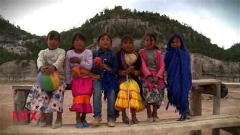 imagenes de niños indigenas ni 241 os tarahumaras de la comunidad de sehuerachi youtube