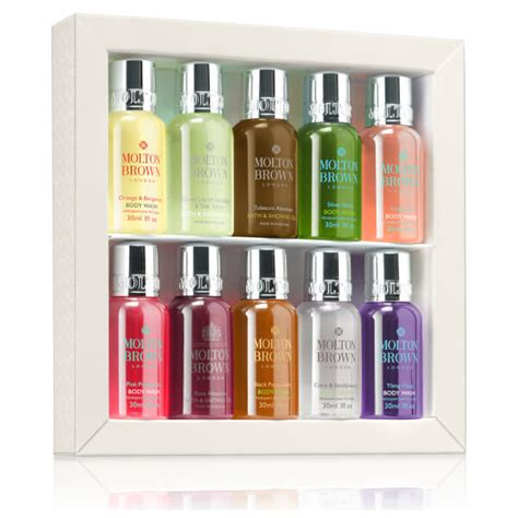molton brown bath and shower collection health