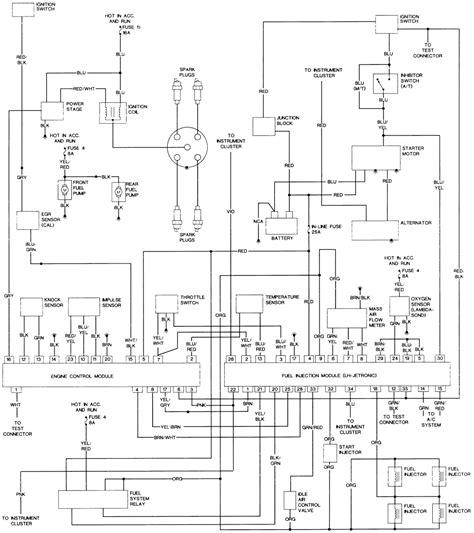 volvo 240 fuel relay diagram wiring diagrams wiring