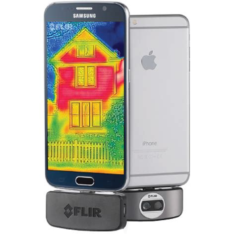 thermal flir flir one android and ios thermal imaging