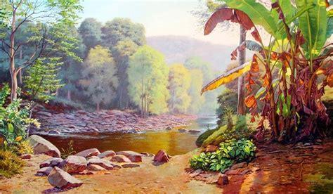 imagenes artisticas rurales pintura moderna y fotograf 237 a art 237 stica oleos paisajes
