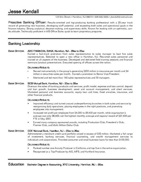 bank resume format investment banking resume sle best professional resumes letters templates for free