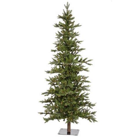 plastic christmas trees