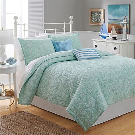 southern tide bedding southern tide 174 lagoon quilt bed bath beyond