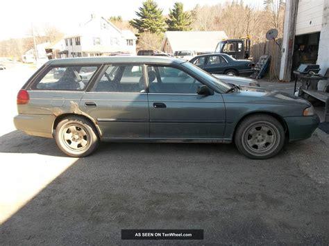 1995 subaru legacy 1995 subaru legacy l sedan 4 door 2 2l
