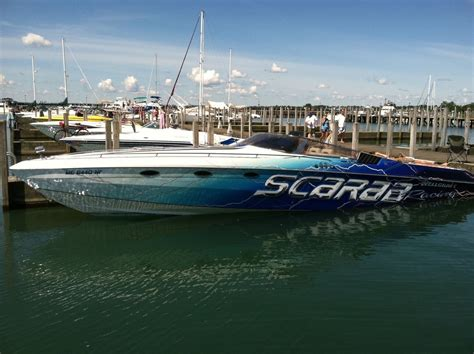 scarab boat graphics wellcraft scarab 400 1987 for sale for 32 000 boats