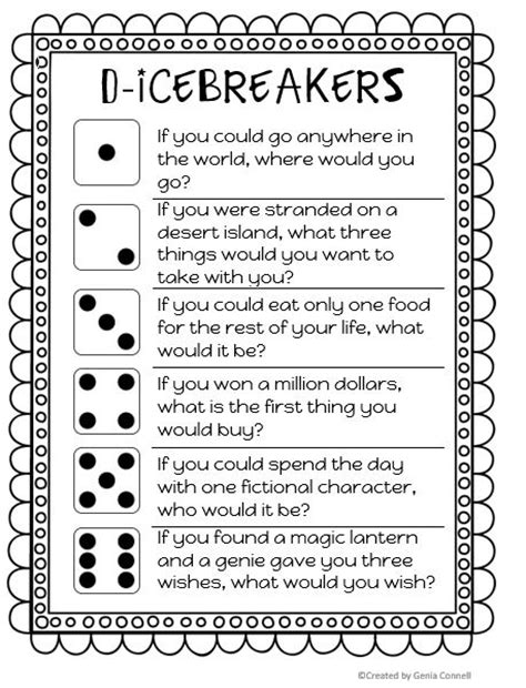 adult christmas icebreakers 10 back to school activities and icebreakers scholastic