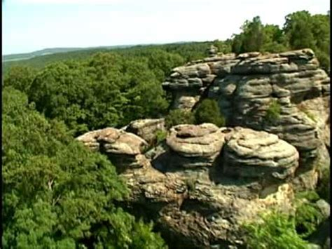 Shawnee National Forest Garden Of The Gods by Garden Of The Gods Illinois Shawnee National Forest