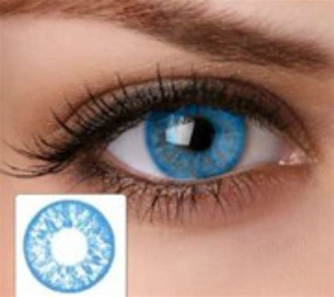 light blue color enhancing contact lenses color contacts