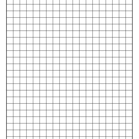 printable grid paper 1cm x 1cm graph paper to print 1cm squared paper for printable