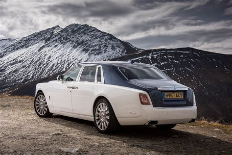 rolls royce phantom rear 2018 rolls royce phantom review motor