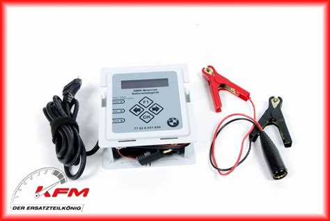 Bmw Motorrad Battery Charger by 77028551896 Bmw Motorrad Battery Charger Genuine New Kfm