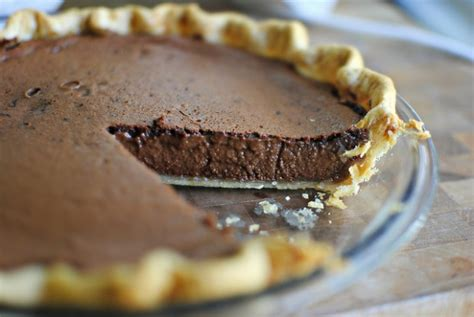 simply scratch easy chocolate pie simply scratch