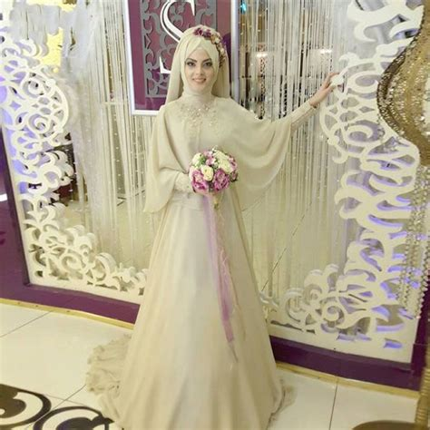 Chagne Wedding Dress by Africian Muslim Wedding Dress Mimi And Nas Hausa Muslim