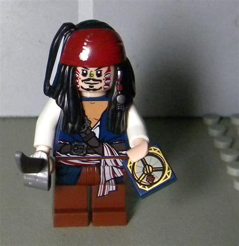 tutorial lego piratas do caribe capit 227 o jack sparrow canibal lego piratas do caribe r