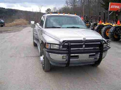 1997 dodge ram 3500 specs pictures trims colors cars com find used 1997 dodge ram 3500 cummins diesel dually in jeffersonville new york united states