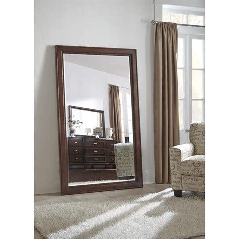 ashley furniture larimer bedroom floor standing mirror