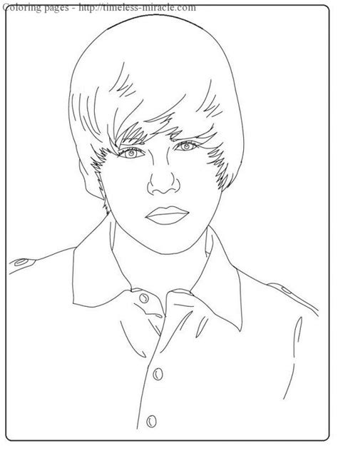justin bieber coloring pages coloring pages justin bieber timeless miracle