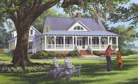 best country house plans william e poole designs calabash cottage