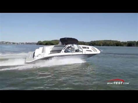 sea ray boat test videos sea ray slx w 230 video review nl doovi