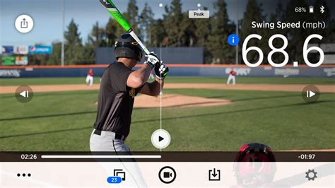 baseball swing analyzer baseball swing analyzer video analysis blast motion